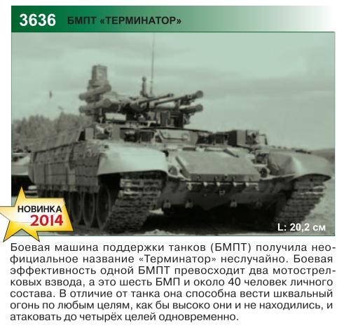 Современная военная техника БМПТ Терминатор