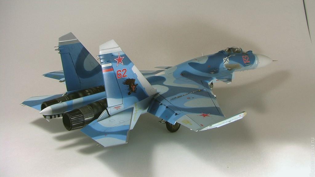 Масштабная модель Су-33