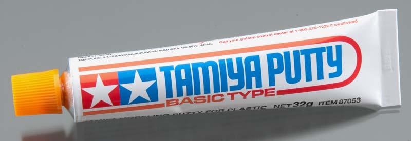 Шпаклевка Tamiya Basic type