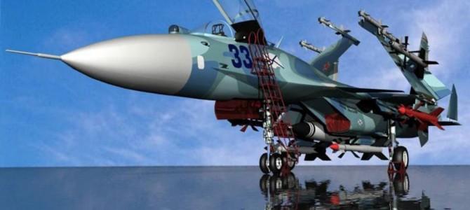 Какой набор нужно использовать для постройки модели Су-33 ?