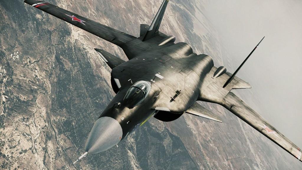 Су 47 Беркут Испытательный полёт