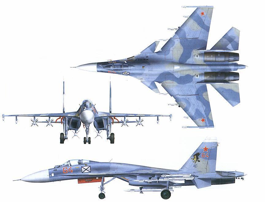 Су 33 1-я эскадрилья 279-го североморского КИАП