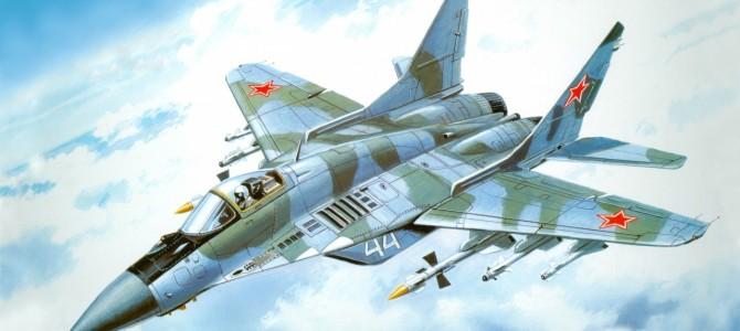 Небесная «Точка Опоры»: История советского легкого истребителя Миг-29