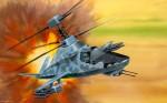 Ка 58 Черный Призрак: Миф или концепт штурмового вертолета Будущего