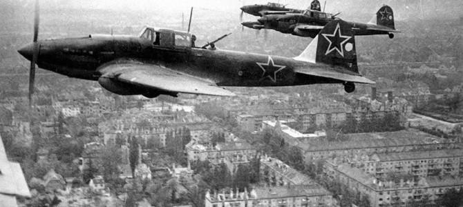 3 символа Победы в воздушной Великой Отечественной войне