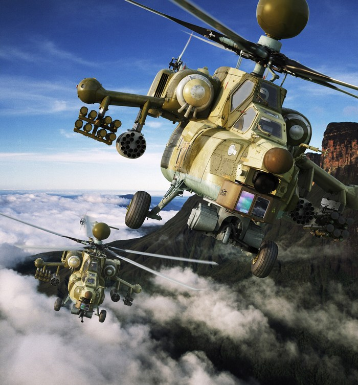 mi 28 night hunter zvezda 2