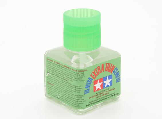 Tamiya Extra Thin Cement, 40 ml