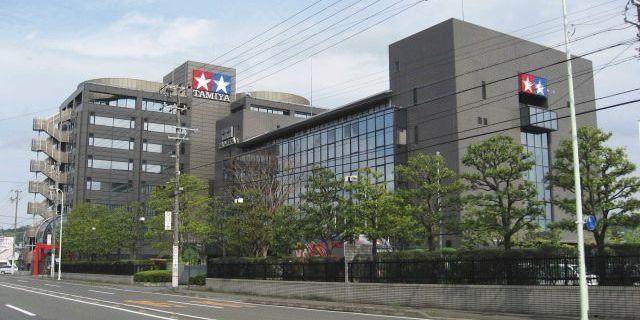 TAMIYA_Shizuoka_office