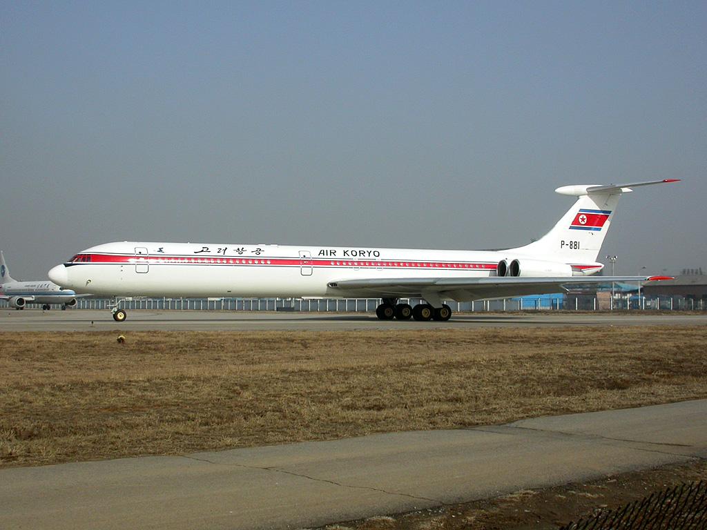 Air_Koryo_IL-62M_P-881