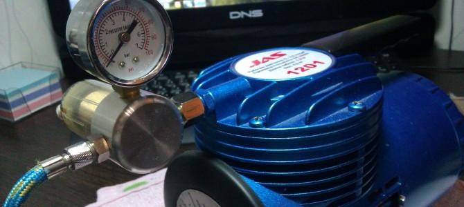 Мой бедный Jas 1201, или Что нельзя делать с компрессором!
