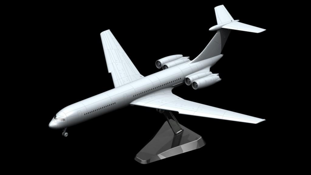 il-62m 1-144 icm