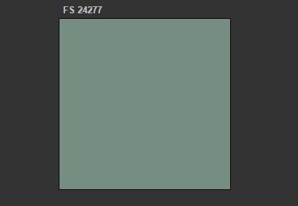 A.MIG-213 FS 24277 Green