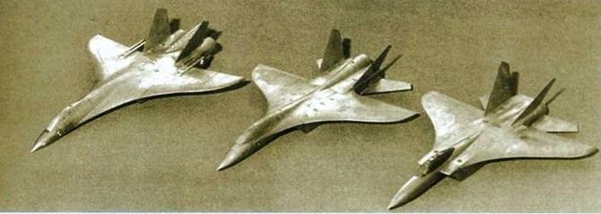 Су-27: История создания: Аэродинамика