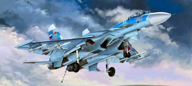 Сухой Су-33 Flanker D: 1/48: Aviation Art Model Kits: Хорошая идея умирает не родившись