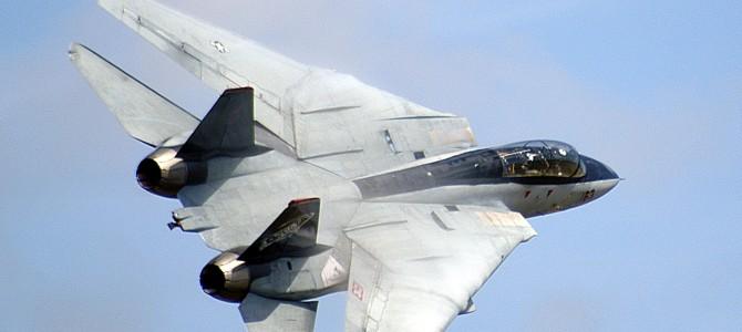 Как правильно нанести следы эксплуатации на модель F-14 Томкэт
