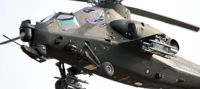 Z-10: «Китаец» с русскими корнями: История создания штурмового вертолета для Китая