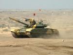 Танк Russian T-90A MBT: 05562: 1/35: Trumpeter: Русский танк для Индийских пустынь
