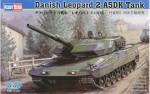 Танк Danish Leopard 2A5DK: 82405: 1/35: Hobby Boss: Основной танк Датской армии