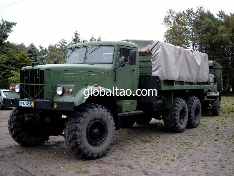 Грузовик Russian KrAZ-255B: 85506: 1/35: Hobby Boss: