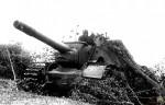 САУ Soviet SU-152 Late: 05568: 1/35: Trumpeter: Зверобой против Тигров