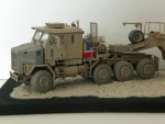Танковый тягач M1070/M1000 HETS: 85502: 1/35: Hobby Boss: Системы перевозки тяжелого оборудования
