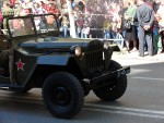 Автомобиль Soviet GAZ-67B Military Vehicle: 02346: 1/35: Trumpeter: Первый Советский внедорожник