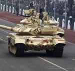 Танк Indian T-90S MBT: 05561: 1/35: Trumpeter: Бхишма снова на страже Индии