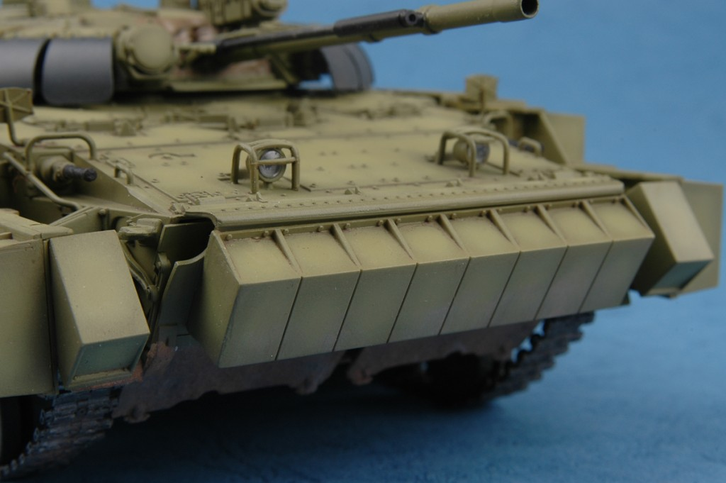 БМП BMP-3 with Upgrade Armour: 00365: 1/35: Trumpeter: