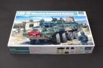 БТР LAV-III Wheeled Armored Vehicle: 01519: 1/35: Trumpeter: Канадский конек-горбунок