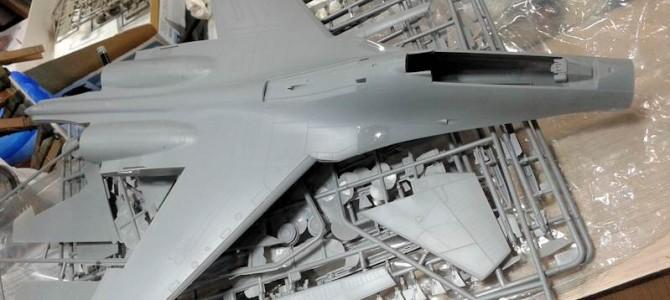 Su-27UB Flanker C: 81713: 1/48: Hobby Boss: Возможные тестовые отливки