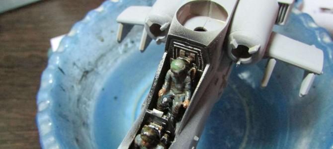 Вертолет Ми-28Н «Ночной охотник»: 7255: 1/72: Звезда: Путевые зарисовки 4