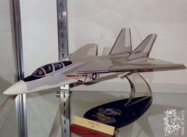 """Палубный истребитель F-14 """"Томкэт"""""""