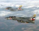 Палубный истребитель F-14 «Томкэт»: Серийное производство и модификации Часть 2