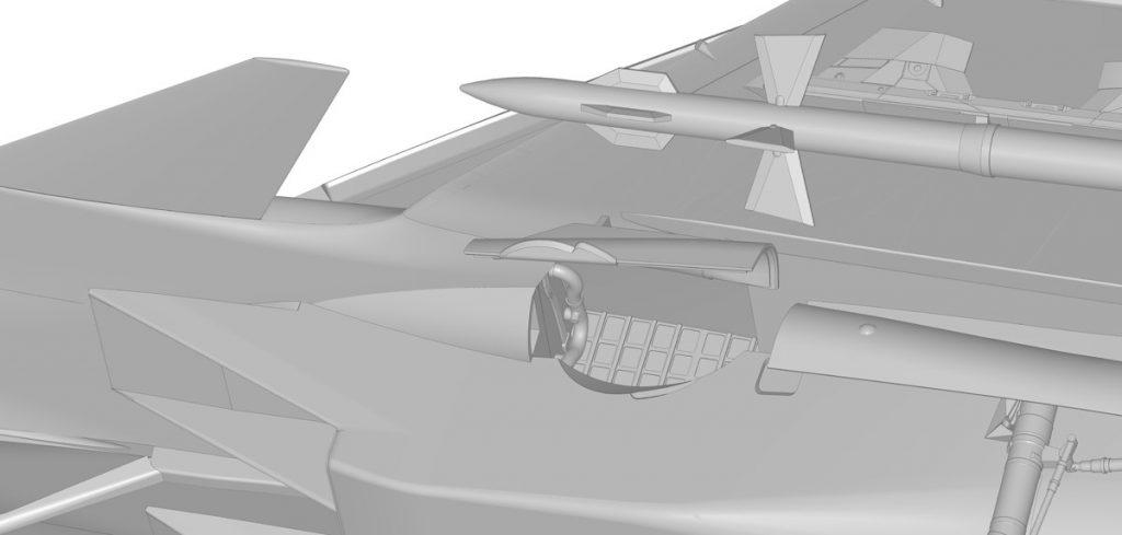 су-33 модель фото