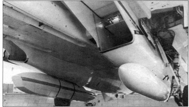 """Палубный истребитель F-14 """"Томкэт"""": Серийное производство и модификации Часть 2"""