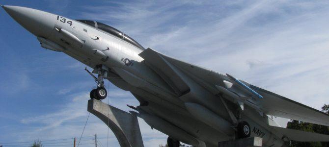 Палубный истребитель F-14 «Томкэт»: История создания. Часть 3