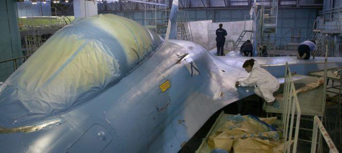 Камуфляжная окраска современной боевой авиации: Задачи и способы их решения