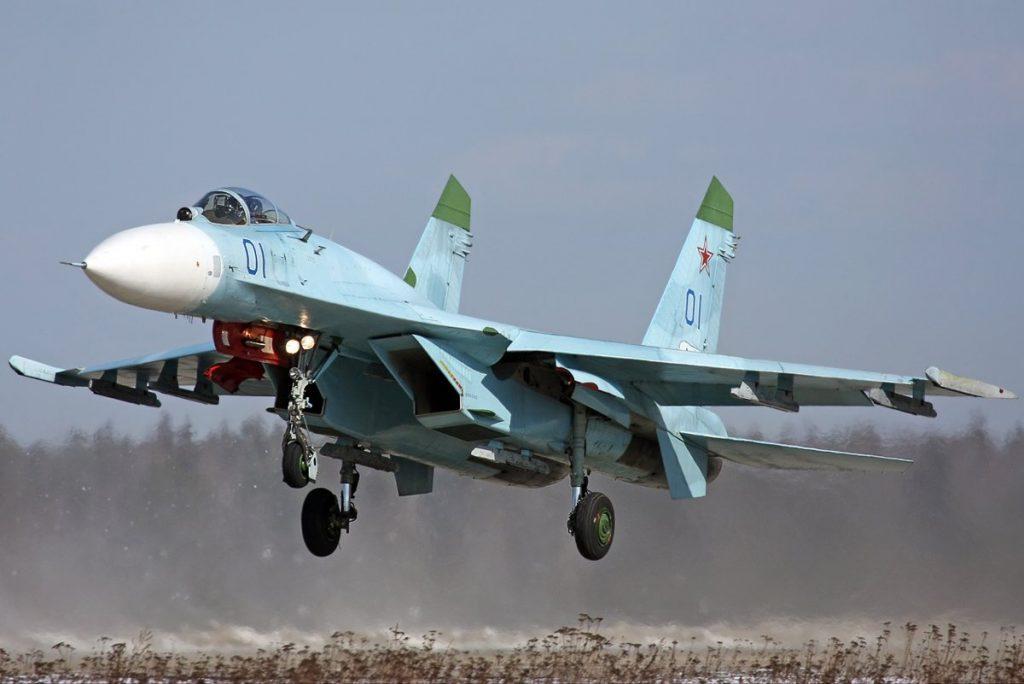 Камуфляжная окраска современной боевой авиации: Задачи и способы