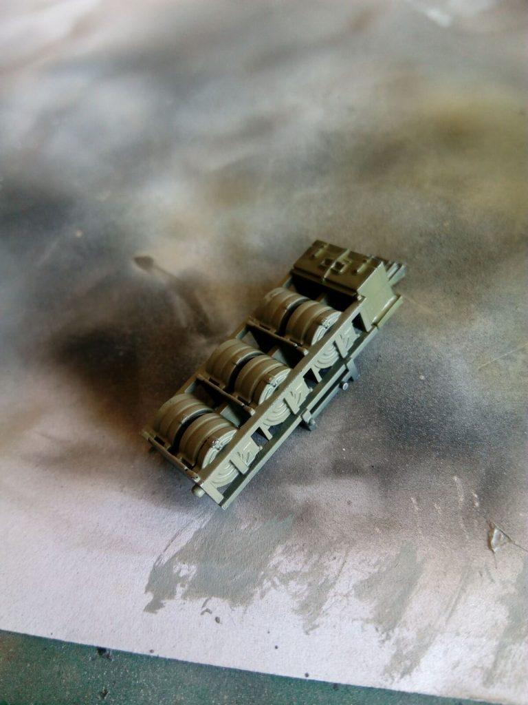 "Бронеавтомобиль Газ-233014 ""Тигр"": 3668: 1/35: Звезда: Шаг 2"