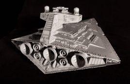 Имперский Звездный Разрушитель: 9057: 1/2700: Звезда: Скоро на выход