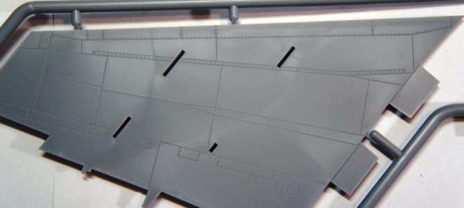 Самолет-разведчик MiG-25 RBT: 48901: 1/48: ICM: Обзор коробки