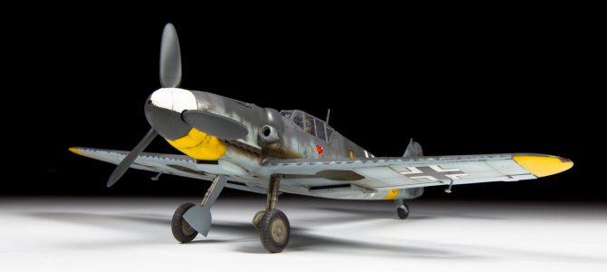 Мессершмитт Bf-109 G-6: 4816: 1/48: Звезда: Коробка ушла в печать