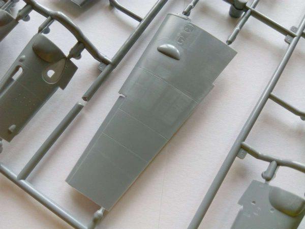 Мессершмитт Bf-109 G-6: 4816: 1/48: Звезда: Обзор коробки
