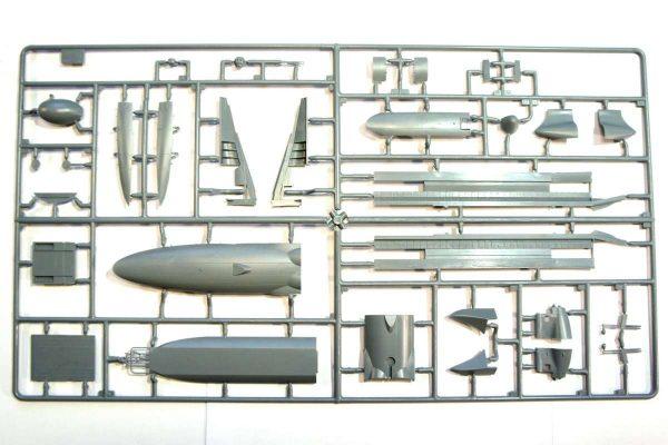 Российский ВТС ИЛ-76МД: 7011: 1/144: Звезда: Обзор коробки