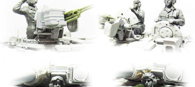RAF Tank crew: Hs-007: 1/35: Meng: Танковые экипажи РФ