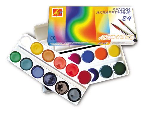 Краски: Расходные материалы: Основы макетирования: Смирнов В.А.