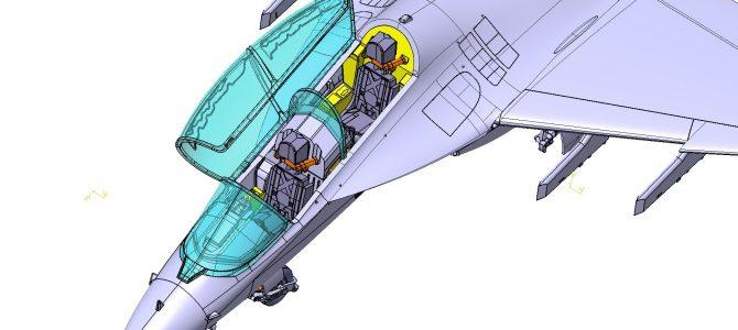 Учебно-боевой самолет Як-130: 7307: 1/72: Звезда: Первые рендеры
