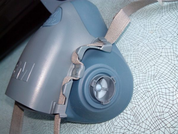 Полумаска серии 3M™ 7500 модель 7502: М