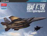 USAF F-15E «333rd FighterSquadron»: 1/72: Academy: Новый заказ