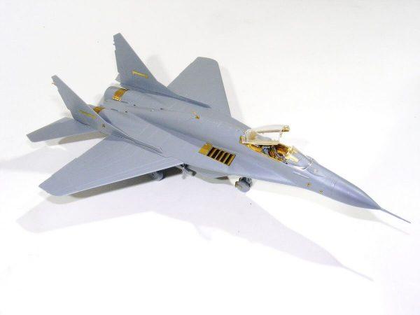 Набор фототравления МиГ-29СМТ от Звезды: МД 072211: 1/72: Микродизайн